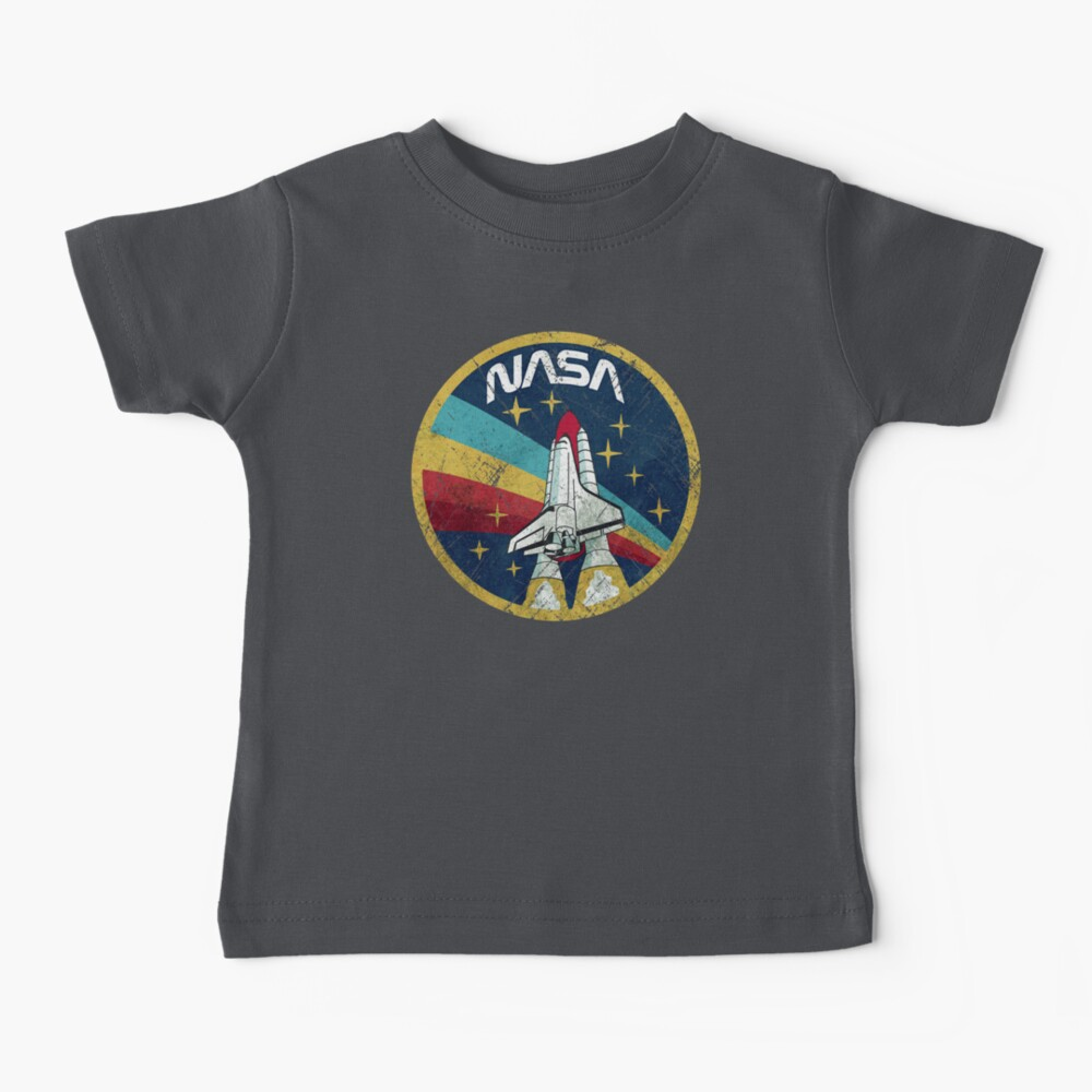 Nasa Vintage Colors V01 Baby T-Shirt