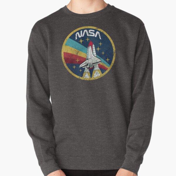 Nasa Vintage Colors V01 Pullover Sweatshirt