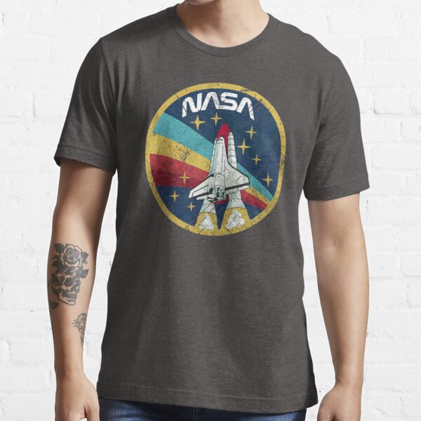 Nasa Vintage Colors V01 Essential T-Shirt