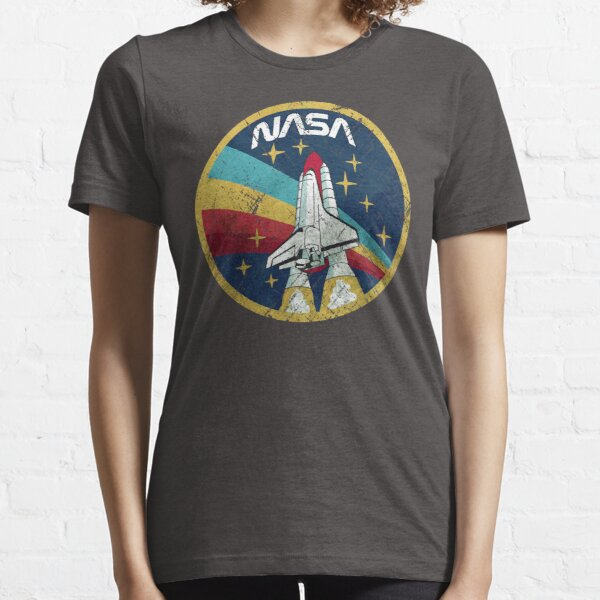 Nasa Vintage Farben V01 Essential T-Shirt