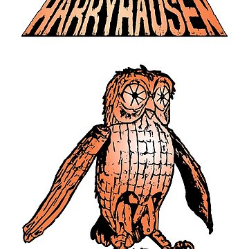 Harryhausen Owl by natbern