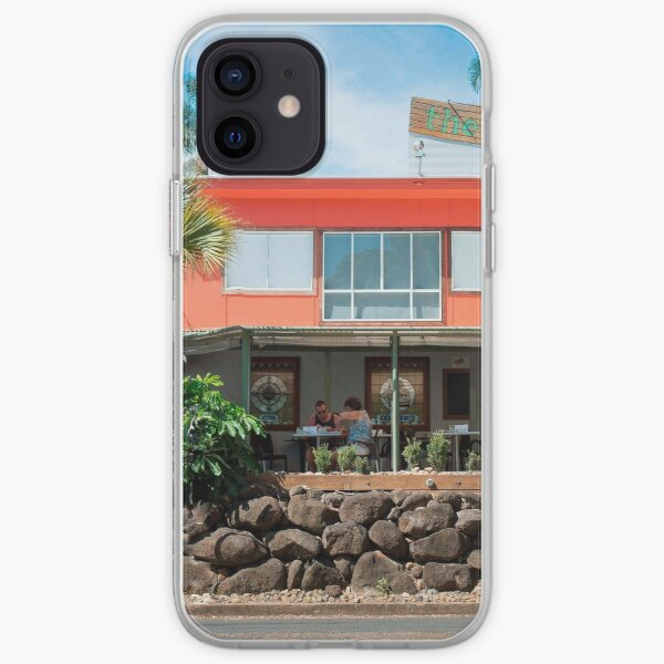 Saltwater Cafe, 1770 iPhone Soft Case