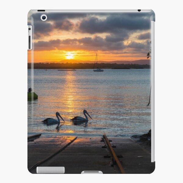 Sunset, 1770, Australia iPad Snap Case