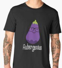 Aubergenius on dark Men's Premium T-Shirt