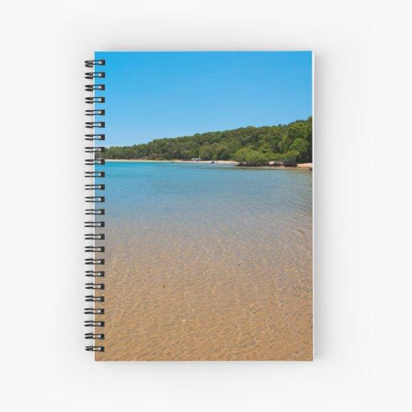 1770 Beach, Australia Spiral Notebook