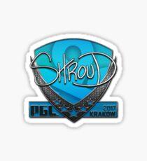PGL Krakow 2017 Shroud Sticker
