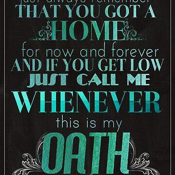 'Oath' by echosingerxx