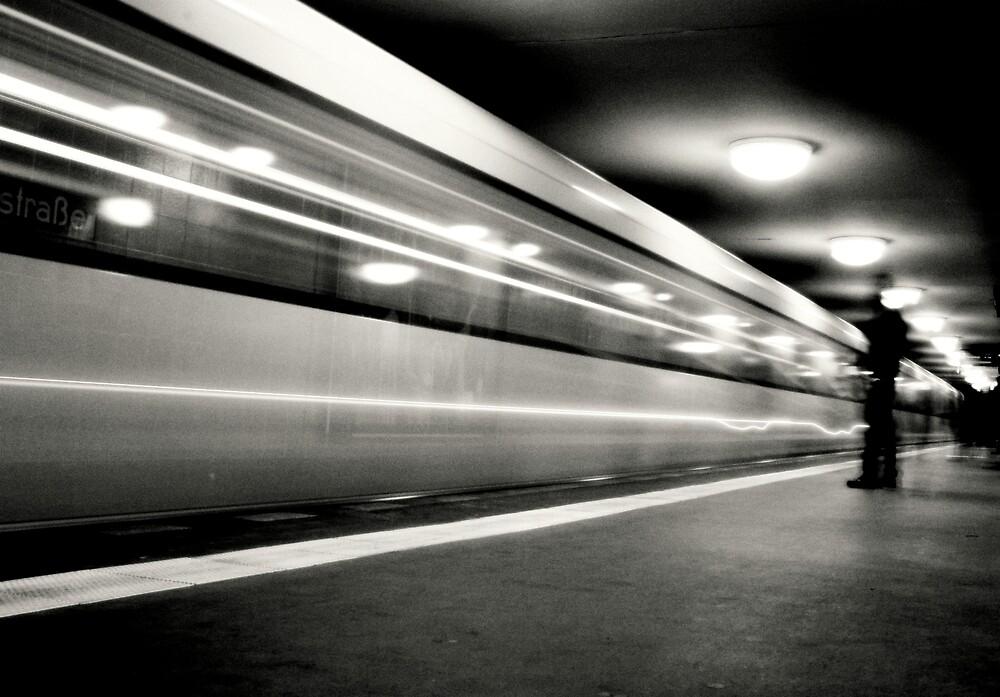 Underground by Ulf Buschmann