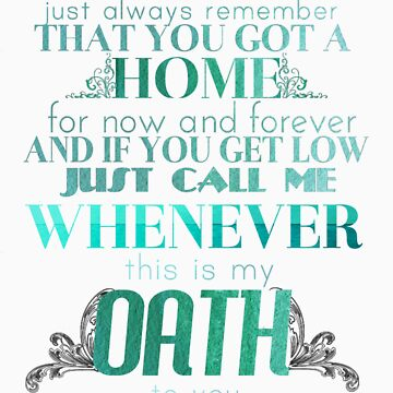 Oath by echosingerxx
