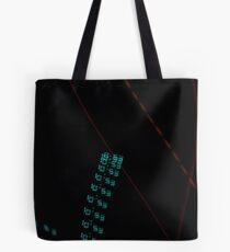 dimension clock Tote Bag