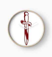 21 Savage Knife Clock
