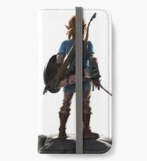 Breath of the wild: Link iPhone Wallet/Case/Skin