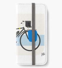 cicloviajera iPhone Wallet/Case/Skin