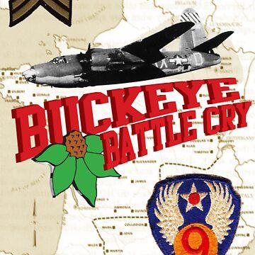 Buckeye Battle Cry B26 Marauder by gpcphotography