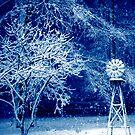 Blue Blizzard by Catherine Mardix