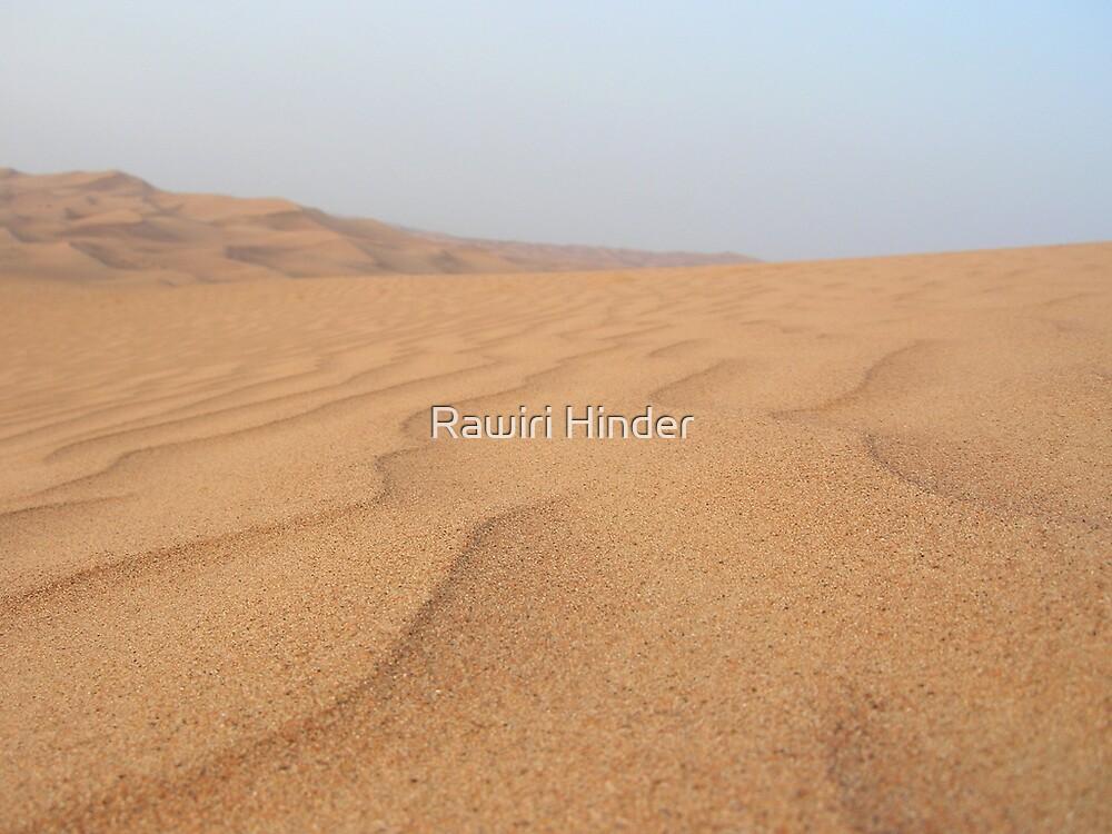 Dubai Desert by Rawiri Hinder