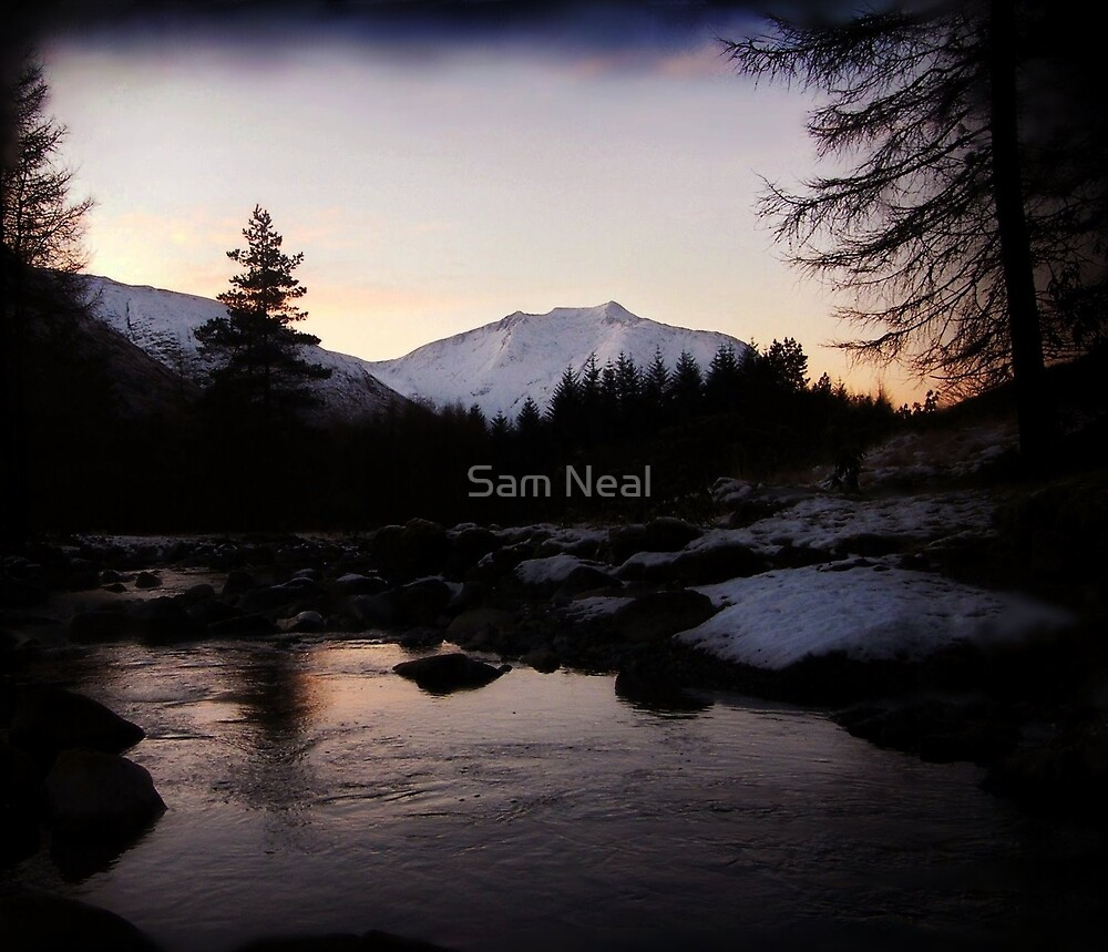 First Light  by Sam Neal