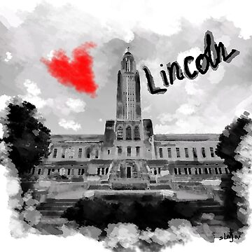 I love Lincoln  by sladjana
