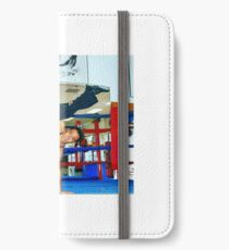 Paulino Sensei  武士 iPhone Wallet/Case/Skin