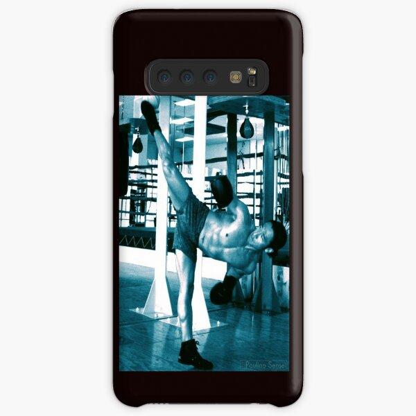 Paulino Sensei  武士 Samsung Galaxy Snap Case
