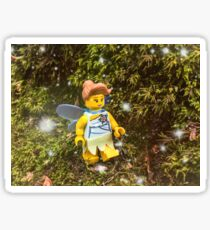Brickography Pictures - Tink Sticker