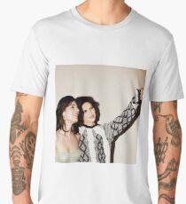 Jaime Murray & Lana Parrilla Men's Premium T-Shirt