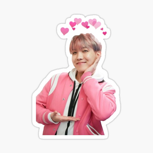 BTS J-Hope (Hoseok) Pegatina