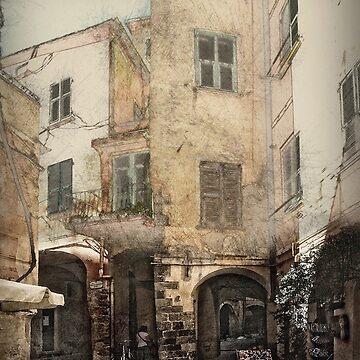 Monterosso Backstreet by BobM