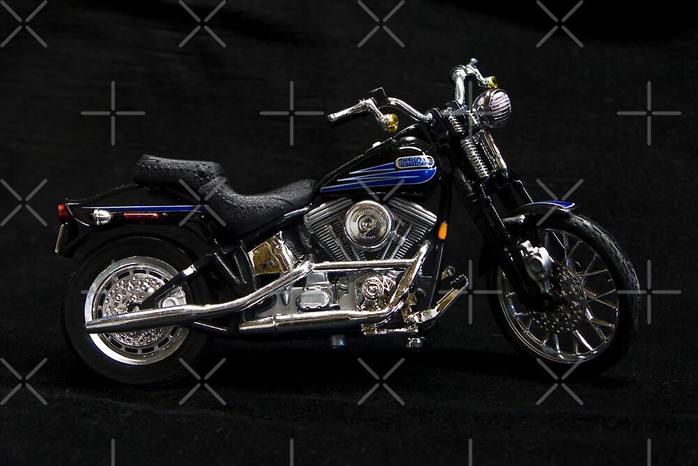 Harley Toy by BCasTal