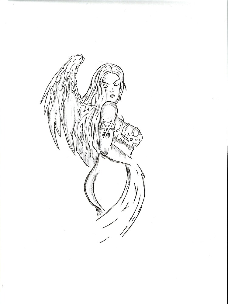 angel by garethl