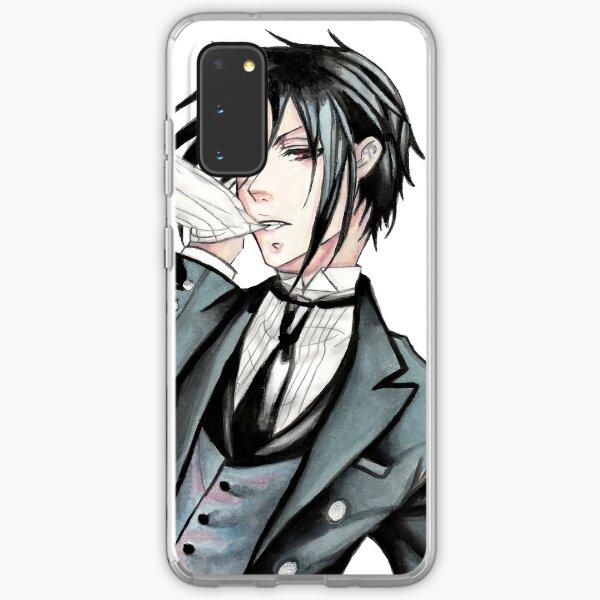 Sebastian (Black Butler) Samsung Galaxy Soft Case