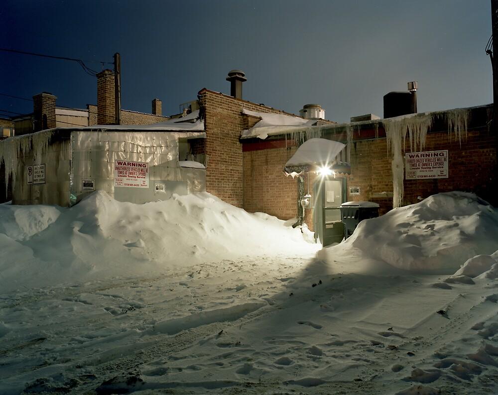 "Bourjois Clothing - ""Behind Chicago"" Series by Marc Sullivan"