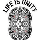Vesica Piscis Life Is Unity by dearingdraws