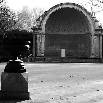 Central Park Bandshell by Sparks68