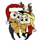 CaptainSwan Christmas by CapnMarshmallow