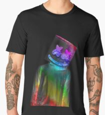 Marshmello Color  Men's Premium T-Shirt