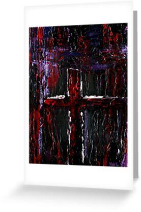 The Crossroads #1 by Roz Abellera Art Gallery