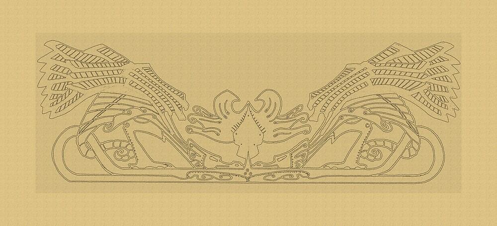 « Dragons Soumis » par Guillaume Leduc