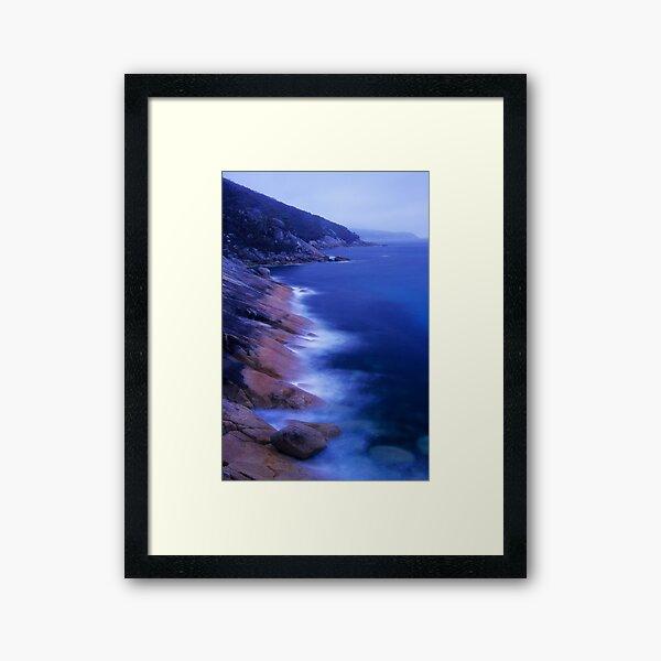 Cape Wellington Framed Art Print