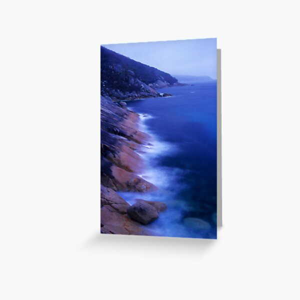 Cape Wellington Greeting Card