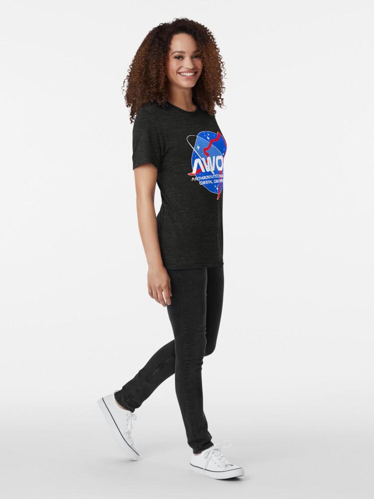 Alternative Ansicht von awoo Vintage T-Shirt