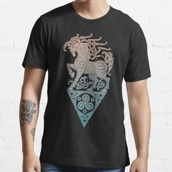SLEIPNIR. ODIN'S STEED. Essential T-Shirt