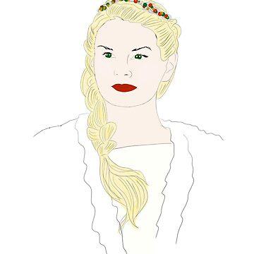 Emma Swan - Princess by CapnMarshmallow