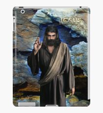 Jesus: Be blessed and prosper (iPad Case) iPad Case/Skin