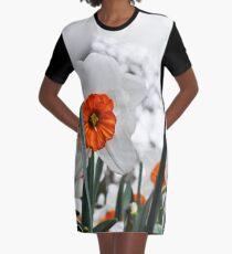 keukenhof gardens, the netherlands Graphic T-Shirt Dress
