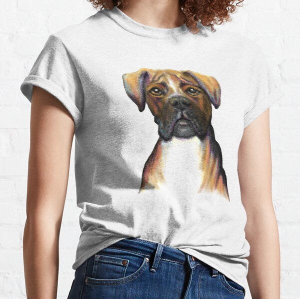 Boxer sketch Classic T-Shirt