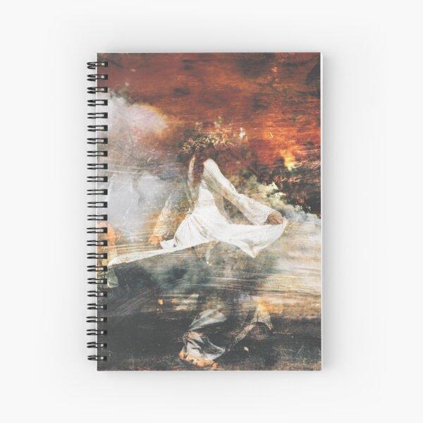 Perséphone Spiral Notebook