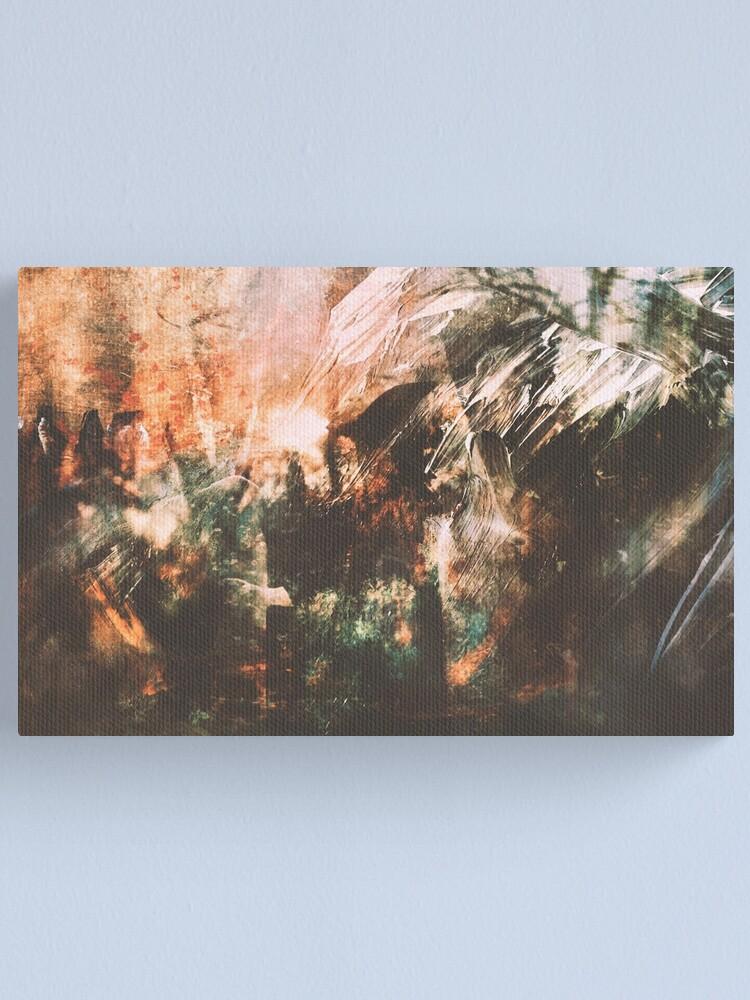 Alternate view of Lachésis Canvas Print