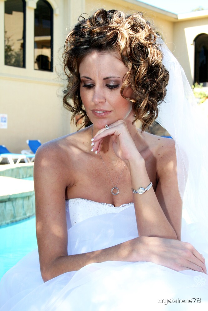 Beautiful Bride by crystalrene78