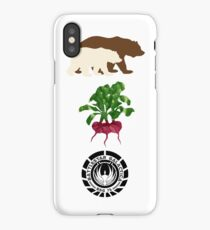 Bears Beets..... iPhone Case